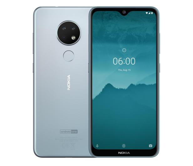 Nokia 6.2 Dual SIM 4/64 PL srebrny - 523679 - zdjęcie