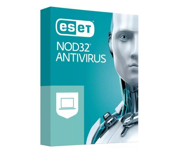 Eset NOD32 Antivirus 1st. (24m.) - 16571 - zdjęcie