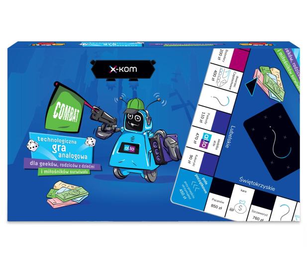 x-kom Technologiczna gra analogowa - 518182 - zdjęcie
