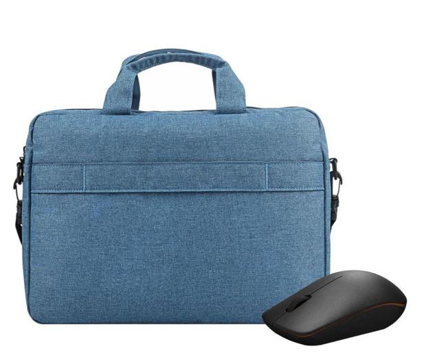 Lenovo Mysz 400 Wireless + Torba T210 (Niebieski) - 522803 - zdjęcie