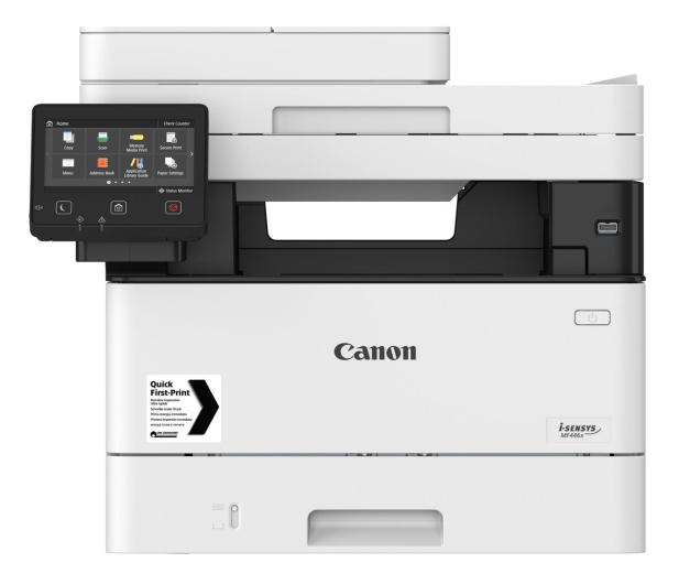 Canon i-SENSYS MF446X - 522649 - zdjęcie 3