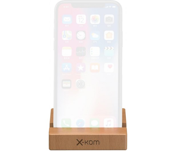 x-kom Aluminium Wireless Keyboard (Srebrna) - 516246 - zdjęcie 3