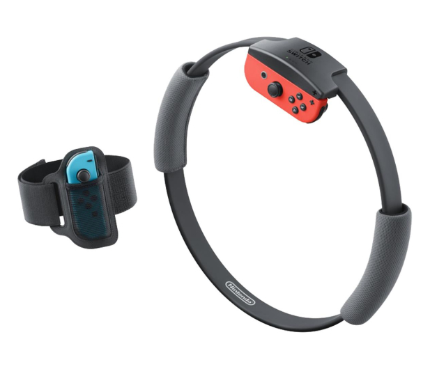 Nintendo SWITCH Ring Fit Adventure - 523240 - zdjęcie
