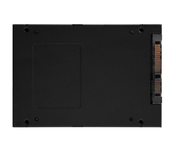 """Kingston 1TB 2,5"""" SATA SSD KC600 - 523933 - zdjęcie 2"""