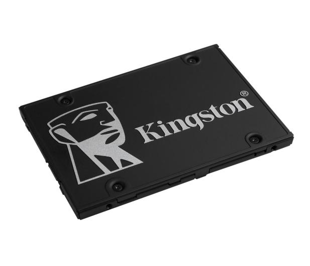 """Kingston 1TB 2,5"""" SATA SSD KC600 - 523933 - zdjęcie 3"""