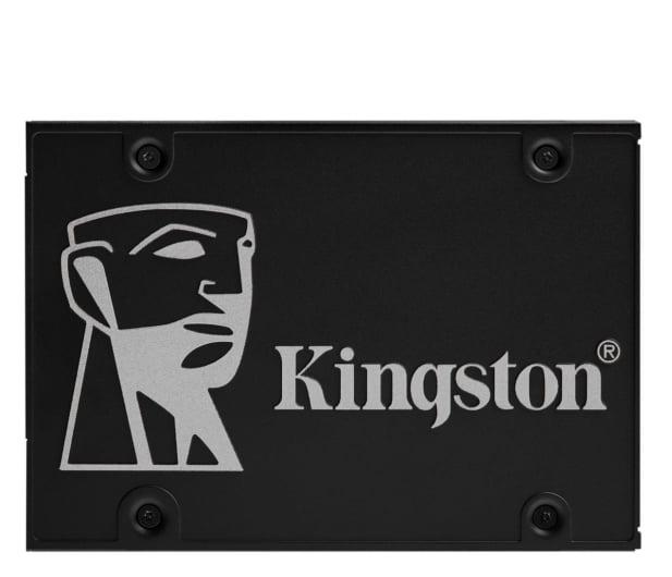"Kingston 512GB 2,5"" SATA SSD KC600 - 523931 - zdjęcie"