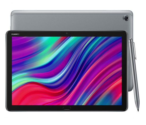 Huawei MediaPad M5 Lite 10 WIFI Kirin659/3/32 szary+PEN - 437309 - zdjęcie