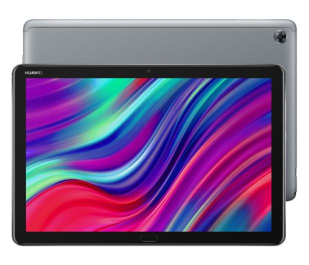 Huawei MediaPad M5 Lite 10 LTE Kirin659/3/32GB szary - 518337 - zdjęcie