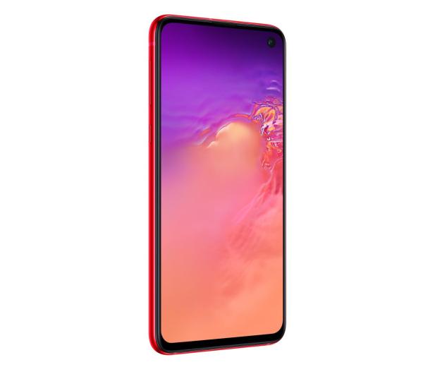 Samsung Galaxy S10e G970F Cardinal Red - 524650 - zdjęcie 5