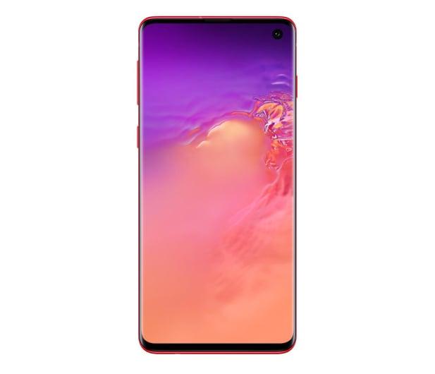 Samsung Galaxy S10 G973F Cardinal Red - 524651 - zdjęcie 2