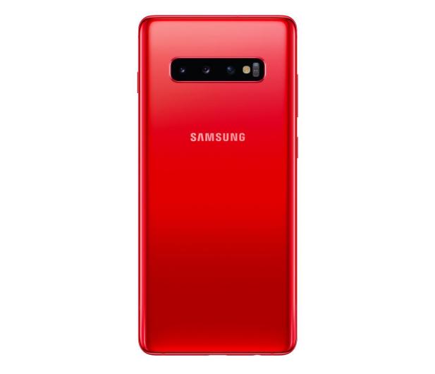 Samsung Galaxy S10+ G975F Cardinal Red  - 524667 - zdjęcie 3