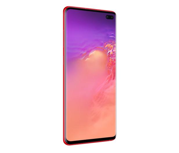 Samsung Galaxy S10+ G975F Cardinal Red  - 524667 - zdjęcie 5
