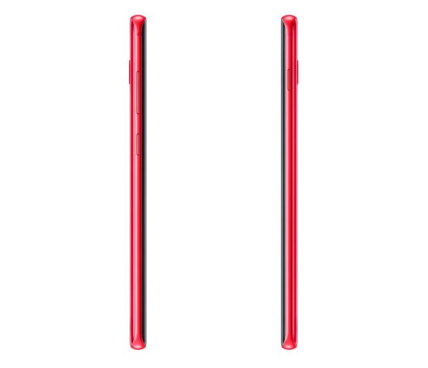 Samsung Galaxy S10+ G975F Cardinal Red  - 524667 - zdjęcie 6