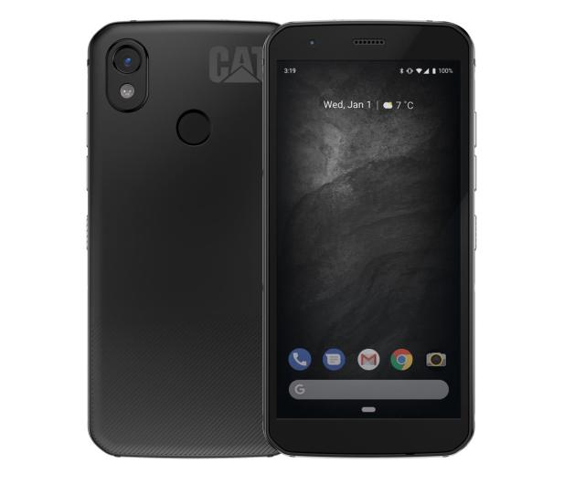 Cat S52 Dual SIM LTE czarny - 524336 - zdjęcie