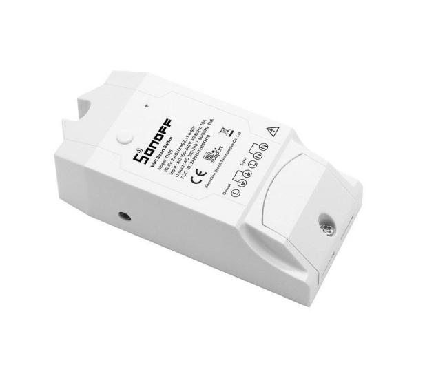 Sonoff Inteligentny przełącznik WiFi TH16 - 525121 - zdjęcie 2