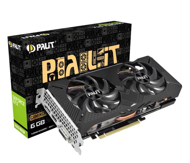Palit GeForce GTX 1660 SUPER GamingPro 6GB GDDR6 - 524617 - zdjęcie