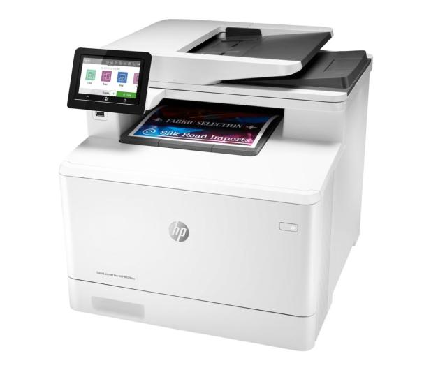 HP Color LaserJet Pro 400 M479fmw - 523463 - zdjęcie 2