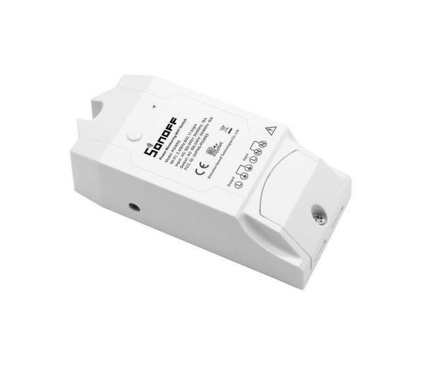 Sonoff Inteligentny przełącznik WiFi Pow R2(z miernikiem) - 525144 - zdjęcie 2