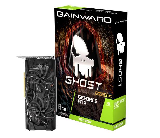 Gainward GeForce GTX 1660 SUPER Ghost OC 6GB GDDR6 - 524609 - zdjęcie