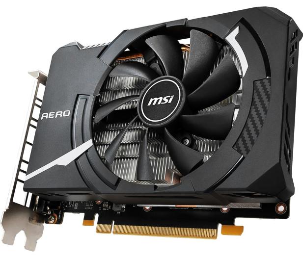MSI GeForce GTX 1660 SUPER AERO ITX OC 6GB GDDR6 - 520242 - zdjęcie 4