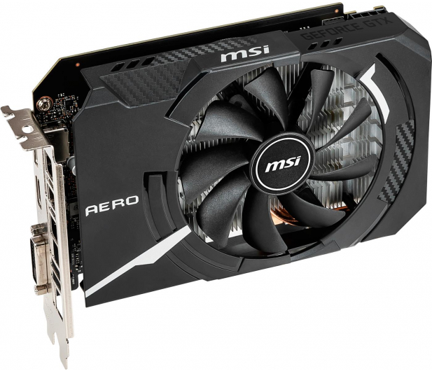 MSI GeForce GTX 1660 SUPER AERO ITX OC 6GB GDDR6 - 520242 - zdjęcie 3