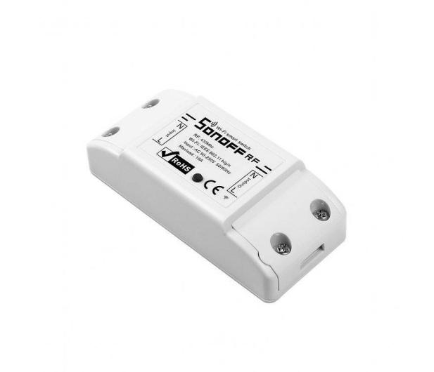 Sonoff Inteligentny przełącznik RF (WiFi + RF 433) - 525224 - zdjęcie 2