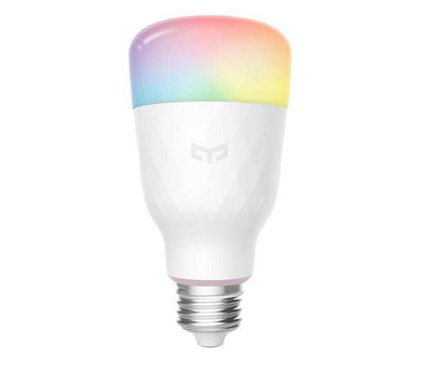 Yeelight LED Smart Bulb 1S RGB (E27/800lm) - 523839 - zdjęcie