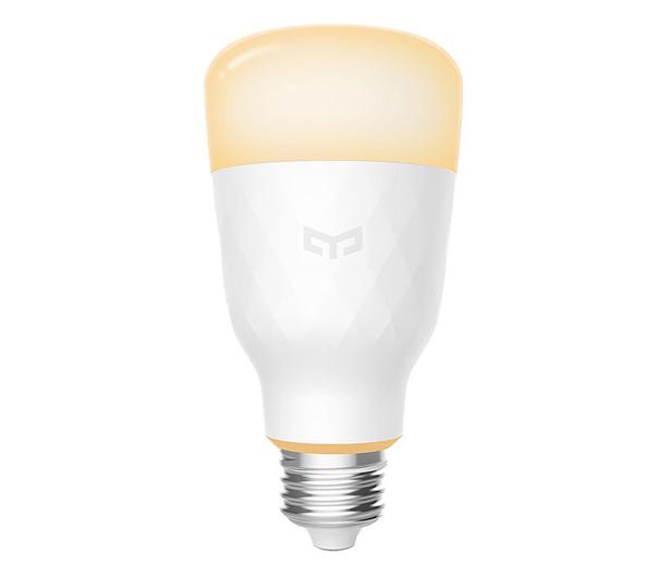 Yeelight LED Smart Bulb 1S White (E27/800lm) - 523841 - zdjęcie