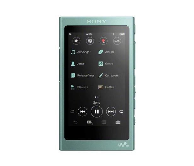 Sony Walkman NW-A45 Zielony - 525310 - zdjęcie