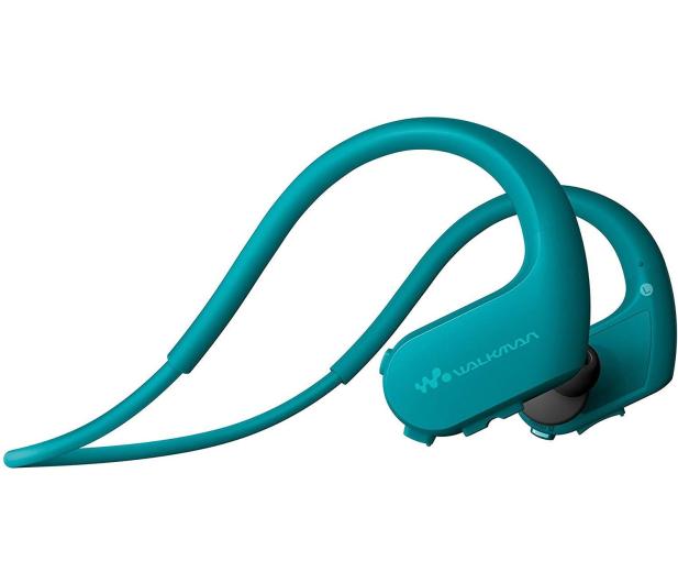 Sony Walkman NW-WS623 Niebieski - 525345 - zdjęcie 2
