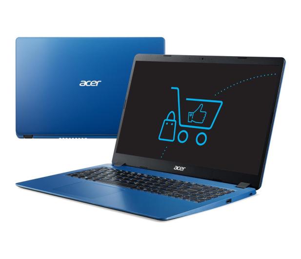 Acer Aspire 3 i3-10110U/8GB/256 Niebieski - 522190 - zdjęcie