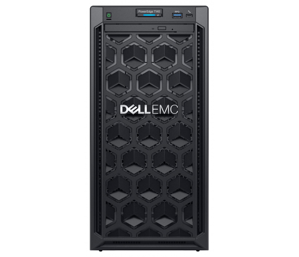 Dell Serwer PowerEdge T140 E-2124/8GB/1TB/H330/3Y NBD - 518774 - zdjęcie 2