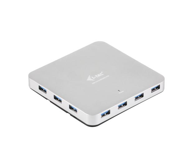 i-tec Hub USB - 10x USB (Ładowanie) - 518404 - zdjęcie 2
