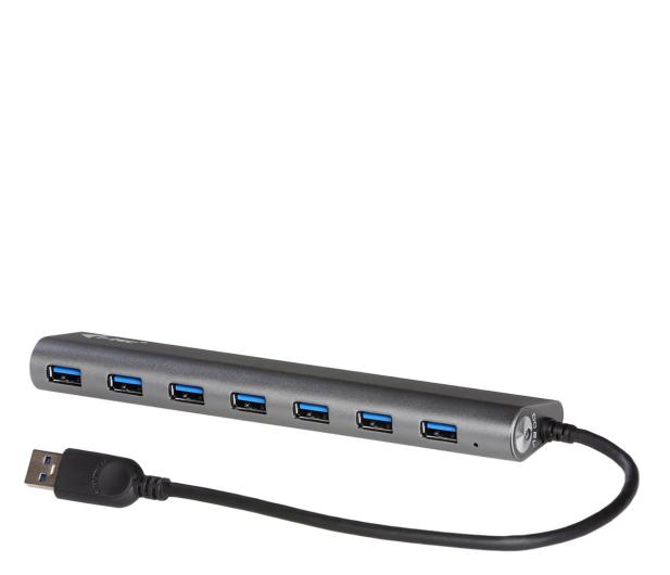 i-tec Hub USB 3.0 - 7x USB 3.0 (aktywny, ładowanie) - 518482 - zdjęcie