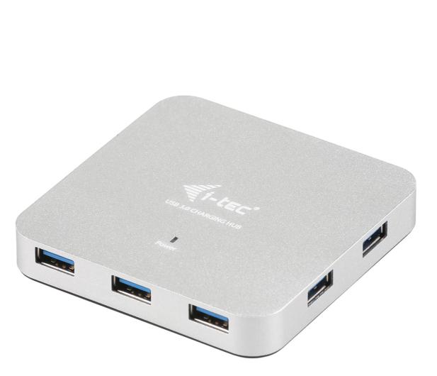 i-tec Hub USB - 7xUSB (Ładowanie) - 518474 - zdjęcie