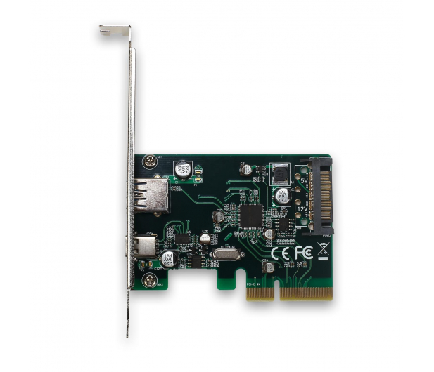 i-tec Adapter PCIe - USB-C, USB, SATA - 518549 - zdjęcie 4