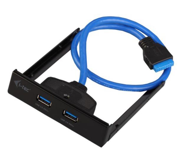 i-tec Extender na przedni panel 2x USB - 518558 - zdjęcie