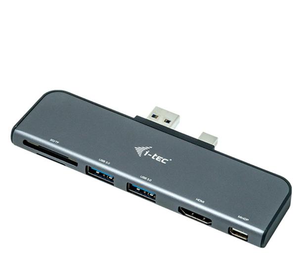 i-tec Stacja Dokująca Microsoft Surface Pro HDMI/MiniDP - 518245 - zdjęcie