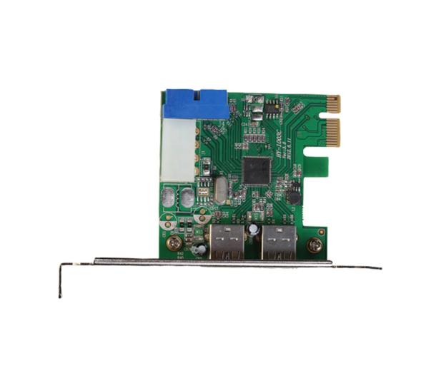 i-tec Karta rozszerzeń PCIe - 4xUSB - 518553 - zdjęcie 2