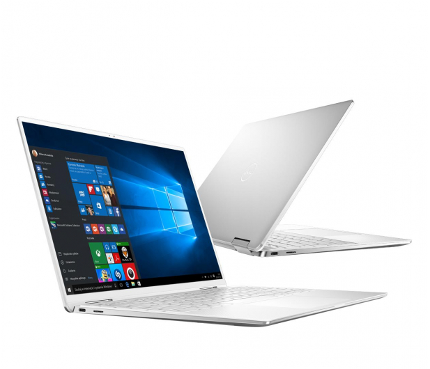 Dell XPS 13 7390 2in1 i7-1065G7/16GB/512/Win10 UHD+ - 518780 - zdjęcie
