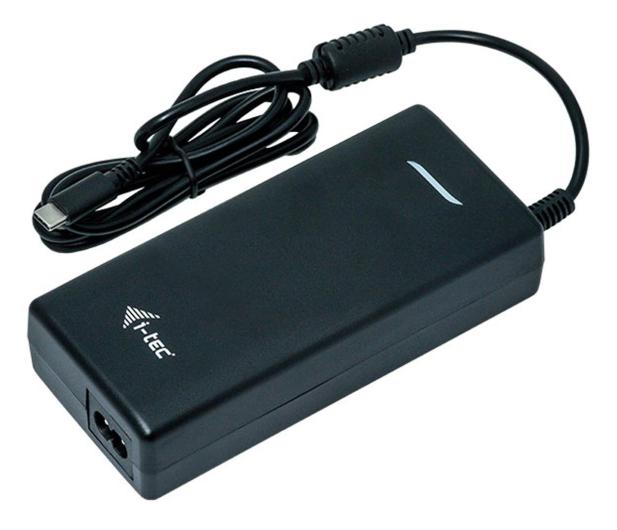 i-tec Uniwersalny zasilacz 112W (5A, USB-C) - 518537 - zdjęcie