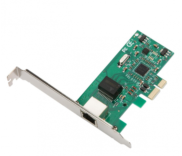 i-tec PCIe Karta sieciowa Gigabit Ethernet LAN - 518552 - zdjęcie
