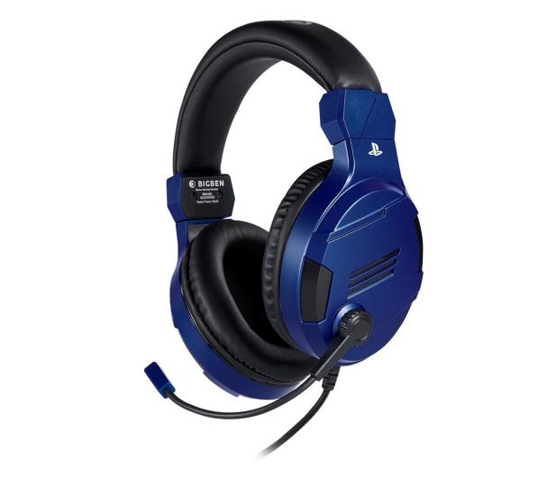 BigBen PS4 Słuchawki licencjonowane - blue - 518904 - zdjęcie