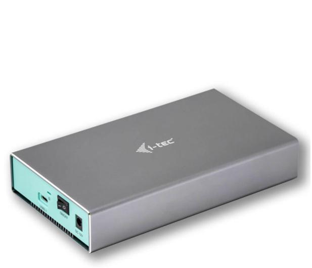 """i-tec Obudowa do dysku 3.5"""" (MySafe, USB-C) - 518500 - zdjęcie"""