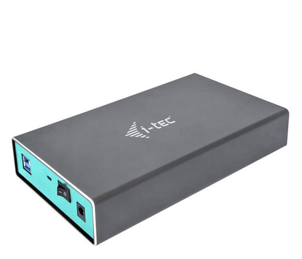 """i-tec Obudowa do dysku 3.5"""" (MySafe, USB) - 518504 - zdjęcie"""