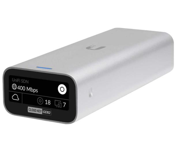 Ubiquiti UniFi Controller Cloud Key Gen2 (kontroler AP) - 506324 - zdjęcie 3