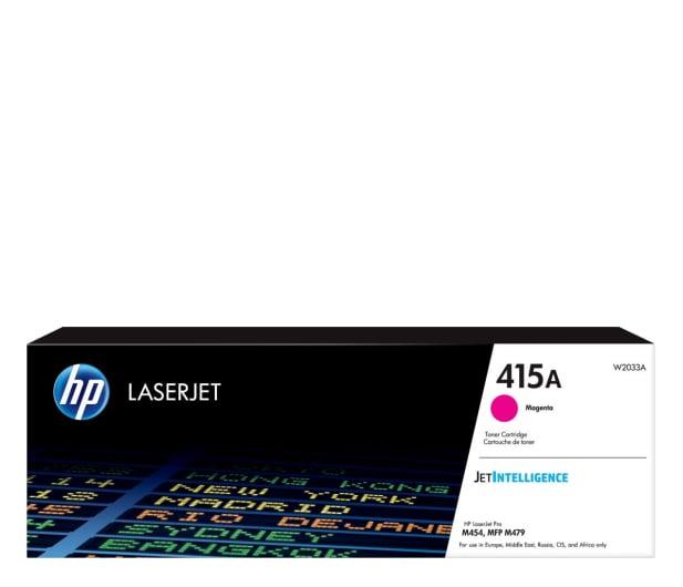 HP 415A magenta 2100str. - 524389 - zdjęcie