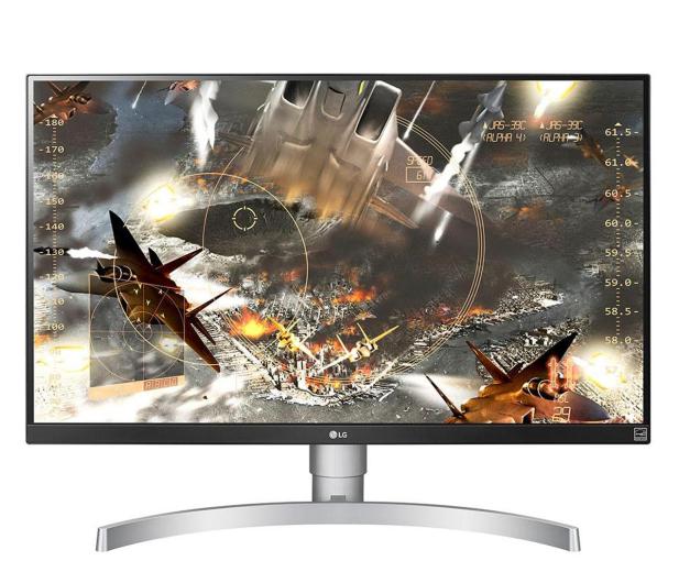 LG 27UL650-W 4K HDR - 524399 - zdjęcie