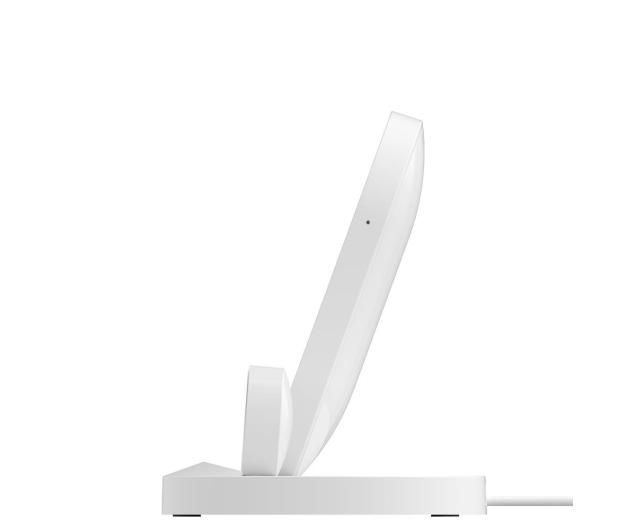 Belkin Ładowarka indukcyjna (iPhone, Apple Watch, biała) - 524918 - zdjęcie 3