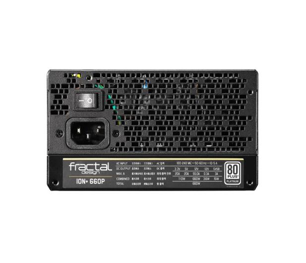Fractal Design  Ion 660W 80 Plus Platinum - 524632 - zdjęcie 6